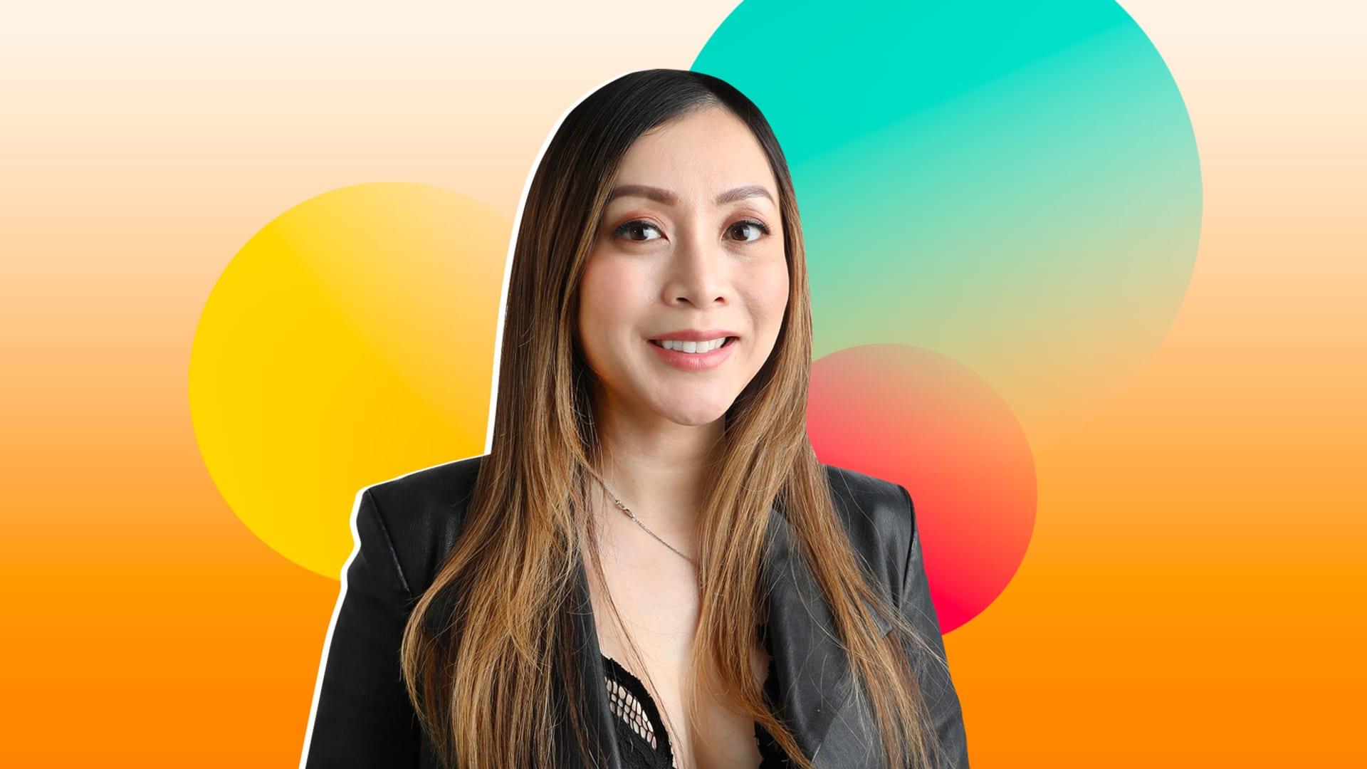 Serial entrepreneur Tammy Huynh.