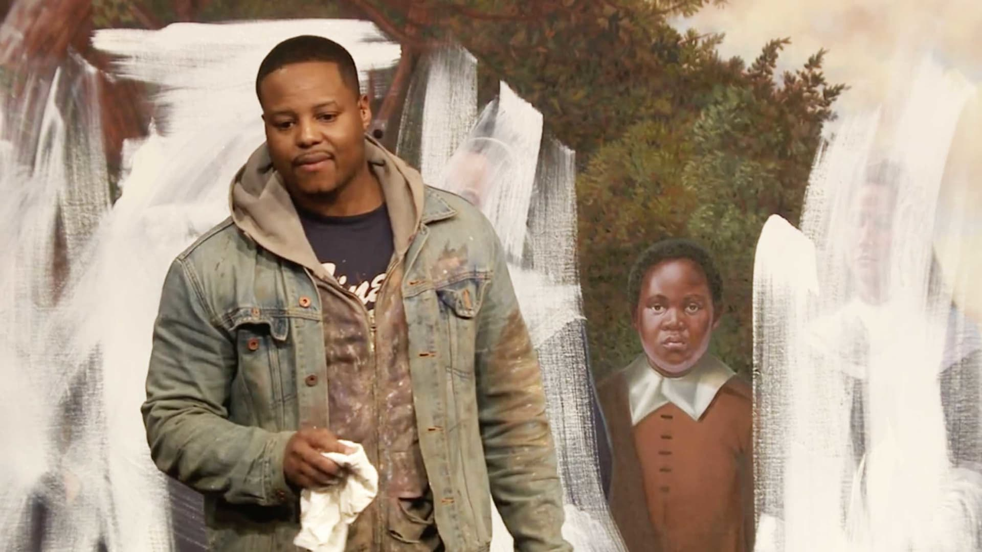 Titus Kaphar's TED Talk: Can Art Amend History?