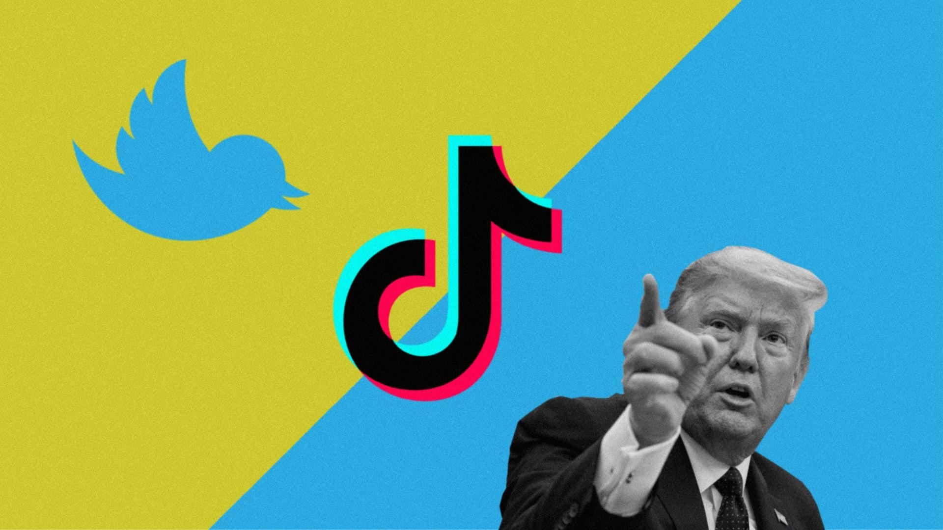 Twitter Might Be Pursuing TikTok. TikTok Might Be Suing Trump