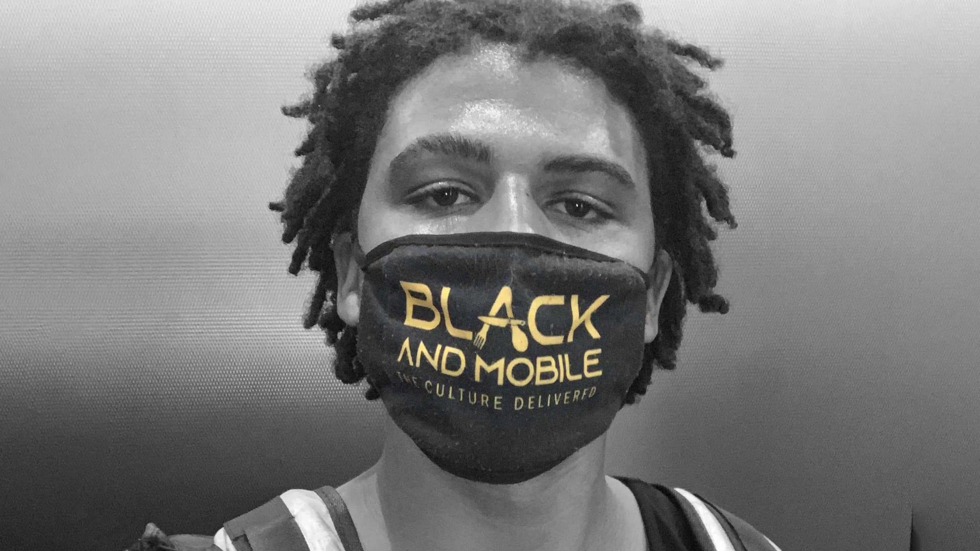 Black and Mobile founder David Cabello.
