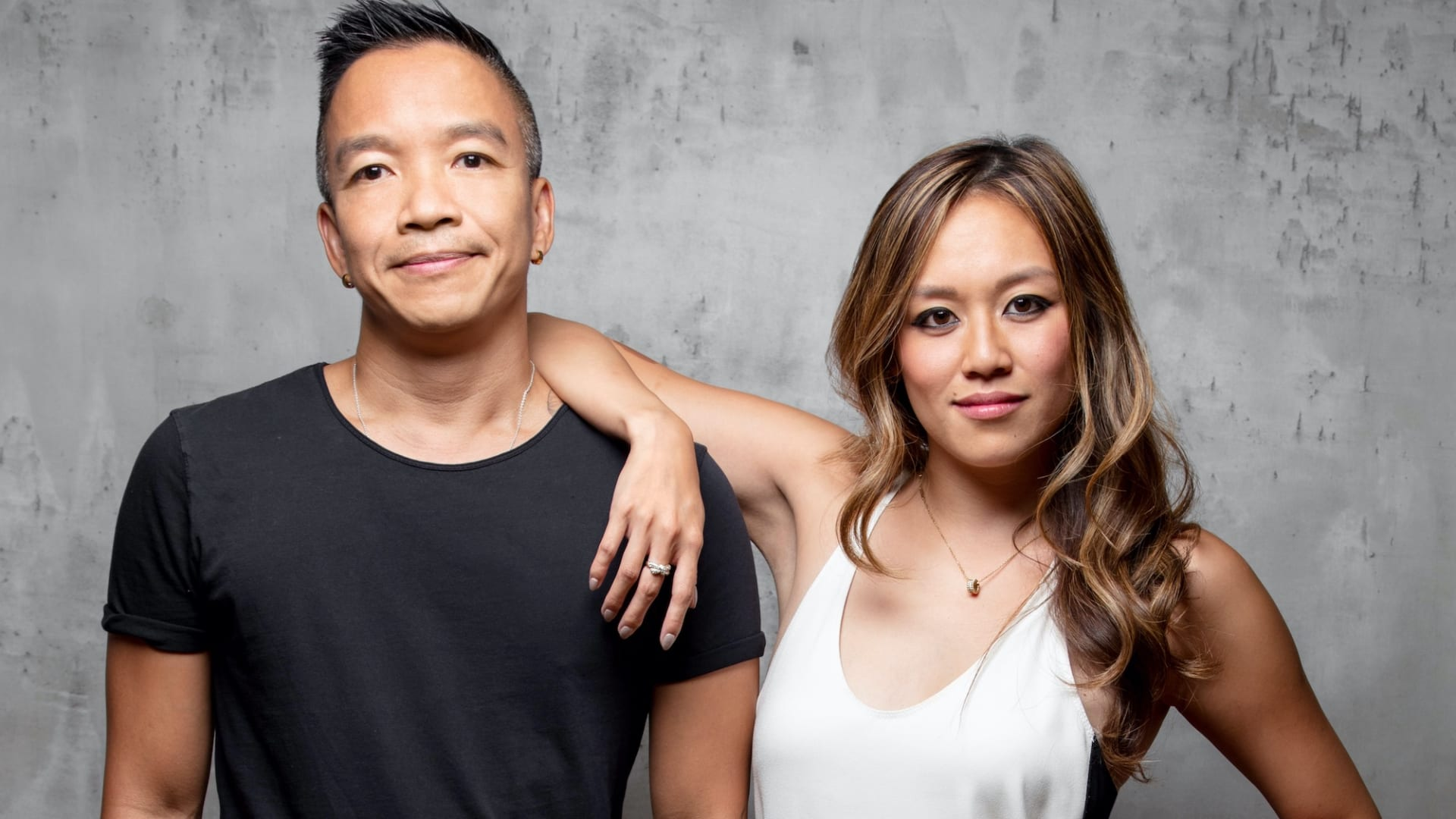 Sunny Fong and Jess Chow, co-founders of Vieren.